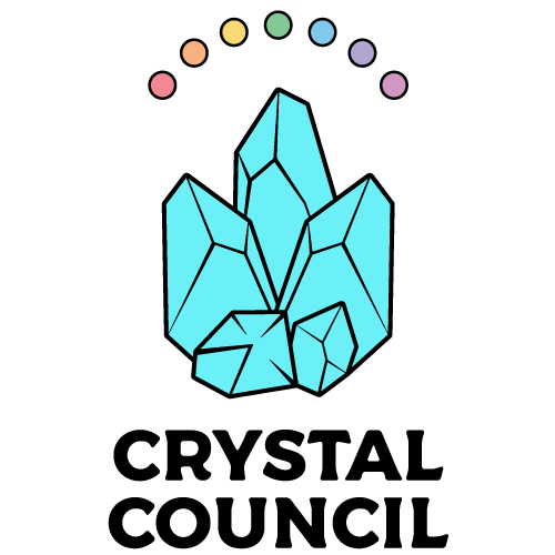 The Crystal Council Logo